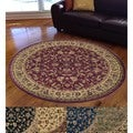 Caroline Sarouk Oriental Rug (5&#39;3 Round)