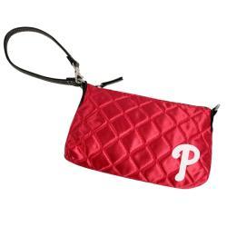 Philadelphia Phillies Quilted Wristlet