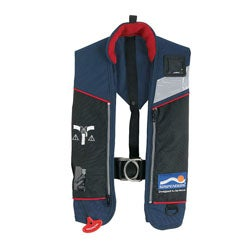 Coleman SOS Inflatable Navy PFD