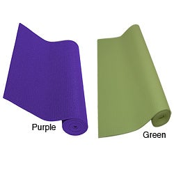 Yoga and Pilates 24 x 68-inch Mat