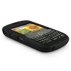 Black Snap-On Case for Blackberry Curve 8520