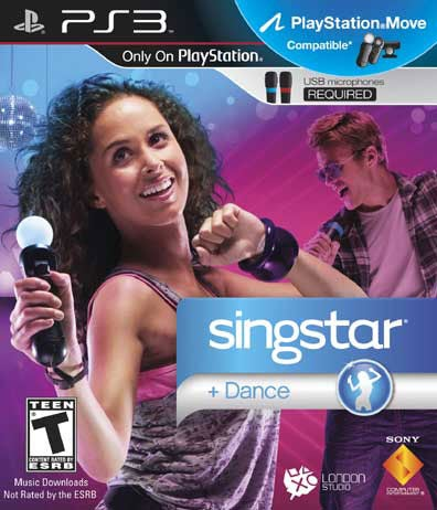 PS3 - Singstar Dance (PlayStation Move)