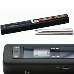 Vividscann PS410 Handyscan Portable Scanner with 8GB Memory Card