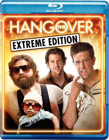 The Hangover: Extreme Edition (Blu-ray Disc)