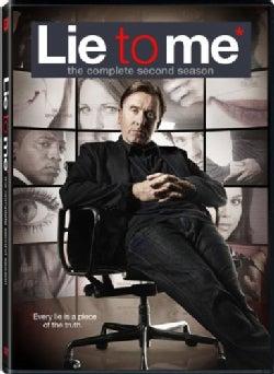 Lie To Me: Season 2 (DVD)