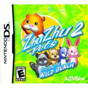 Nintendo DS - Zhu Zhu Pets: Wild Bunch