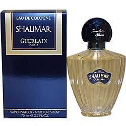 Guerlain Shalimar Women's 2.5-ounce Eau de Cologne Spray