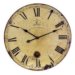Provence Large Wall Clock