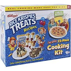 Rice Krispies Treats Deluxe No-bake Cooking Kit