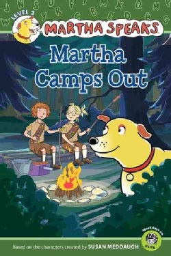 Martha Camps Out (Paperback)