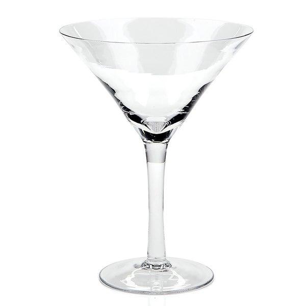 Impulse! Vintage Clear 8-oz Martini Glasses (Case of 16)