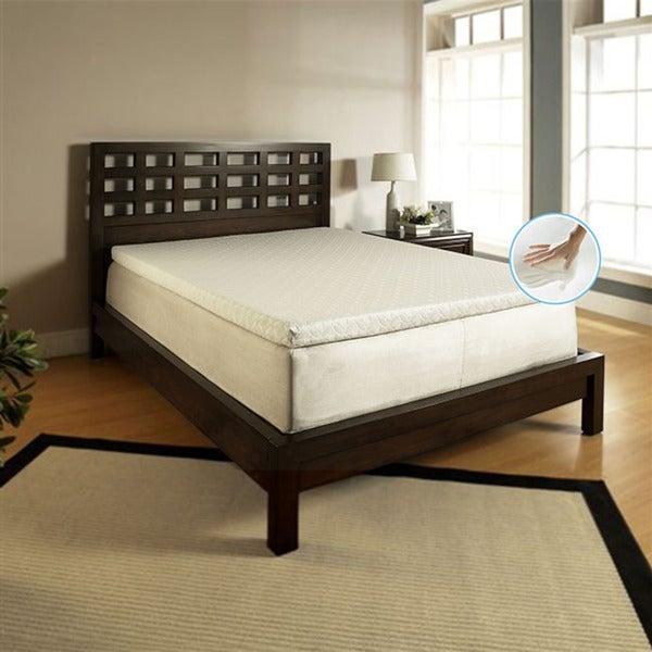 Slumber Solutions Body Flex 14-inch Pillow-top Queen-size Memory Foam Mattress