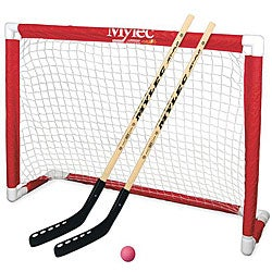 Mylec Deluxe Hockey Goal Set