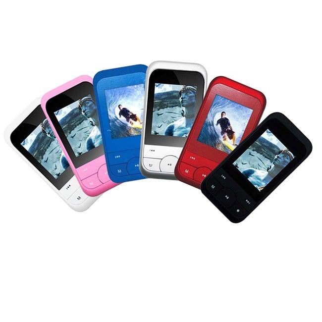 Impecca/Riptunes MP1847 4GB Digital Media MP3 Player
