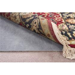 Deluxe Hard Surface and Carpet Rug Pad (5'6 Round)