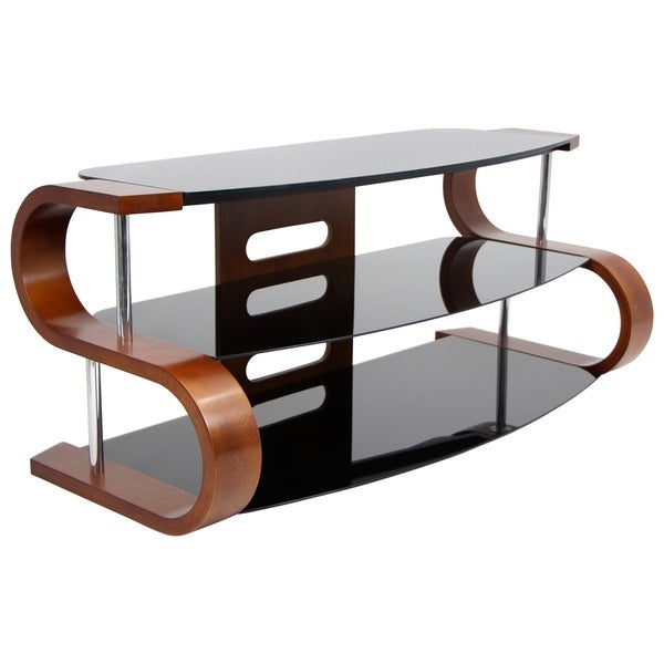 Metro Series 120 Dark Brown Tv Stand Overstock Shopping Great Deals On Entertainment Centers