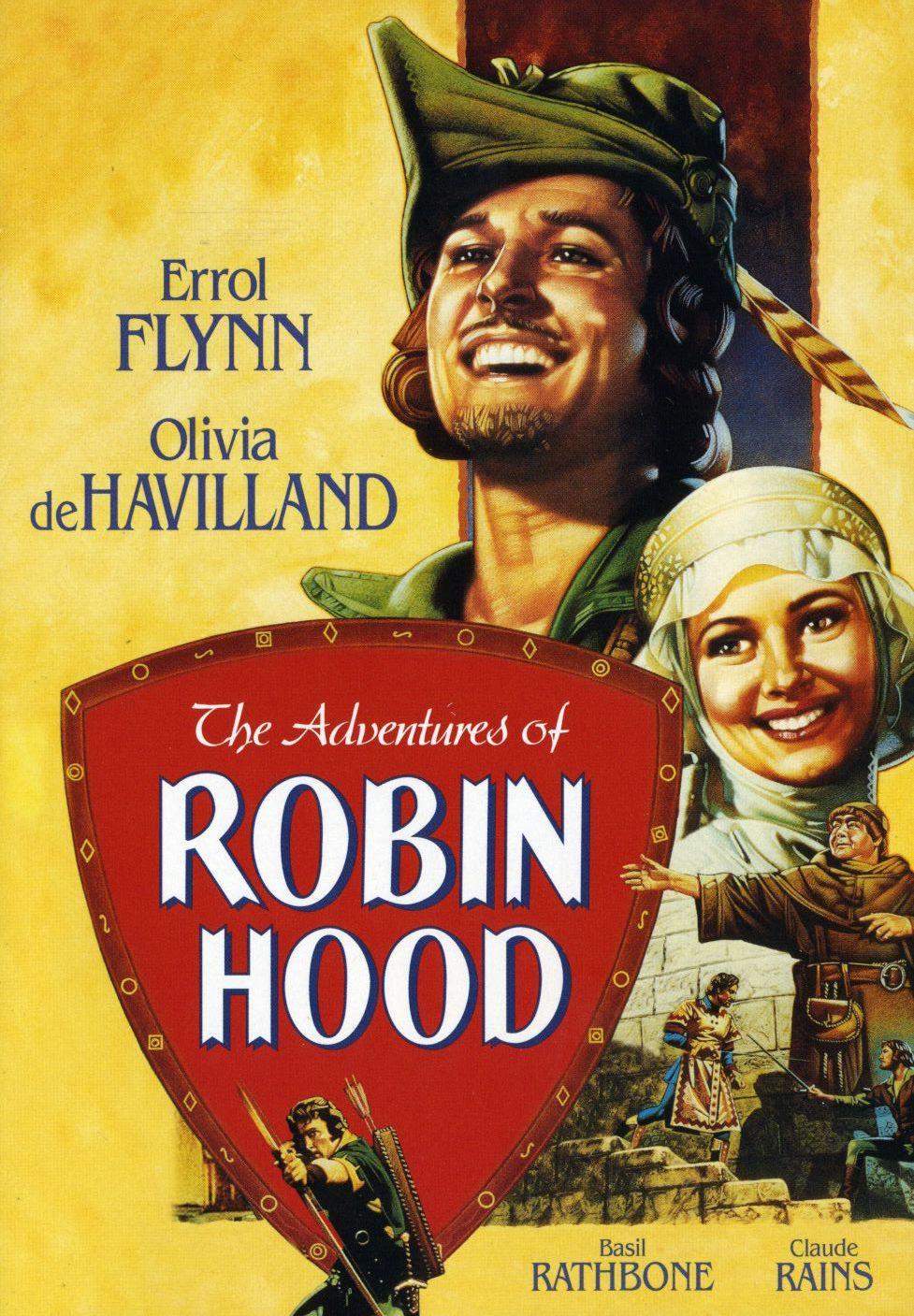 The Adventures of Robin Hood (DVD)