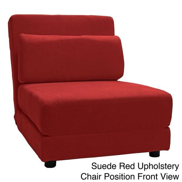 Cosmopolitan Click Clack Convertible Futon Chair Bed