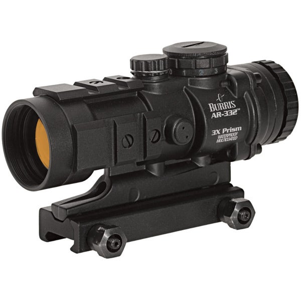 Burris AR-332 3x32 AR-15 Tactical Prism Sight