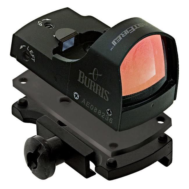Burris Fastfire II 4-MOA Red Dot Reflex Sight