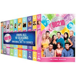 Beverly Hills, 90210: Complete Series Pack (DVD)