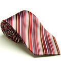 Platinum Ties Men's 'Candy Cane' Tie