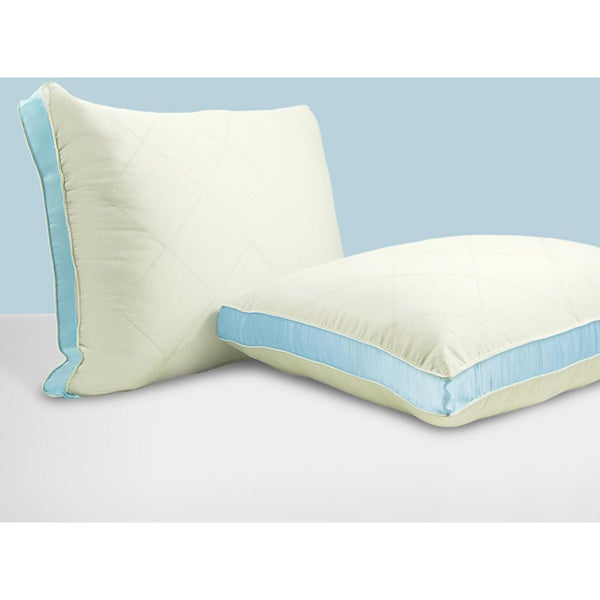 Sealy 300 Thread Count Medium Support Pillows (Set of 2)