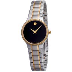 Movado Women's 'Sero' Two-Tone Watch