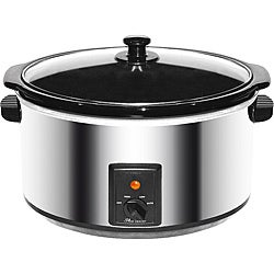 Brentwood SC-170S 8-quart Slow Cooker