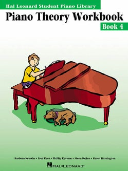 Piano Theory: Hal Leonard Student Piano Library (Paperback)