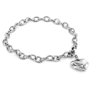 Heart Charm Bracelet