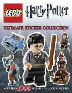 LEGO Harry Potter Ultimate Sticker Collection (Paperback)