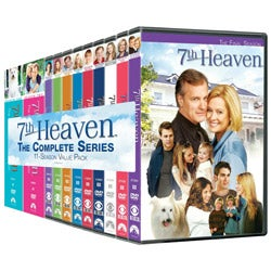 7th Heaven: Complete Series Pack (DVD)