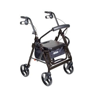 Drive Duet Transport Wheelchair Chair Rollator Walker