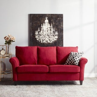 Microfiber Sofas & Loveseats Overstock Shopping The Best Prices line