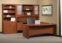 Mayline Brighton Suite No. 7 Executive U Desk