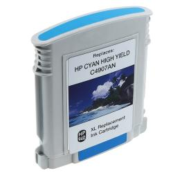 HP 940XL C4907AN/ C4903AN Cyan Ink Cartridge (Remanufactured)