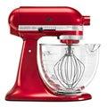 KitchenAid KSM155GBCA Candy Apple Red 5-quart Artisan Design Tilt-Head Stand Mixer **with Rebate**