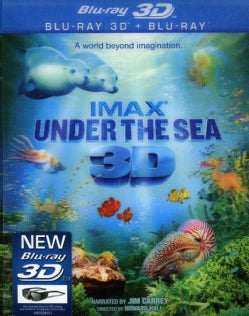 Under The Sea 3D (IMAX) (Blu-ray Disc)