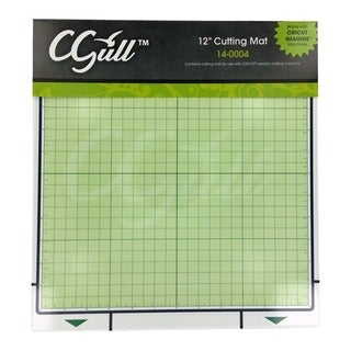Cgull 12x12-inch Cricut Imagine Style Cutting Mats