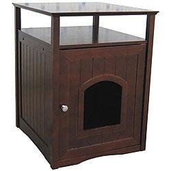 Kitty Walnut Finish Comfort Room