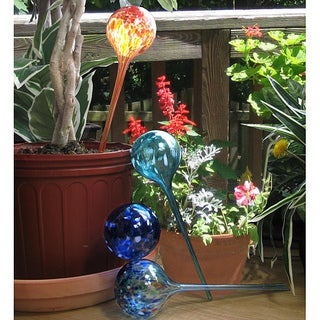 As Seen on TV Deluxe 4-piece Watering Globes Set