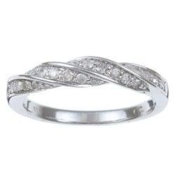 10k White Gold 2/5ct TDW Diamond Ring (G-H, I1-I2)