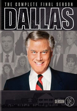 Dallas: The Complete Fourteenth Season (DVD)