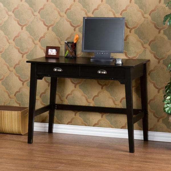 Kelly Black Computer Desk