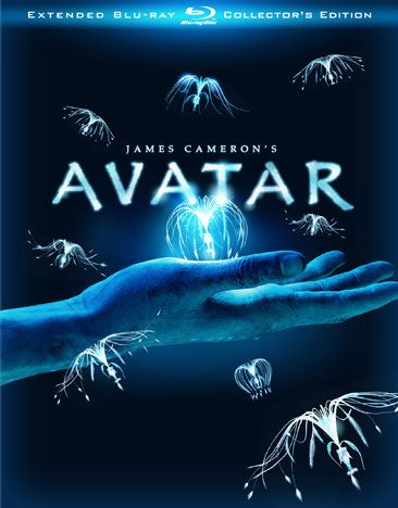 Avatar (Extended Collector's Edition) (Blu-ray Disc)