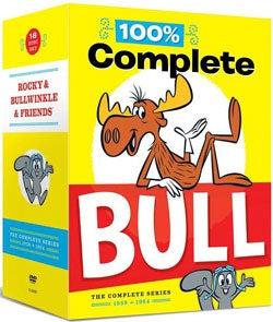 Rocky & Bullwinkle & Friends: The Complete Series (DVD)