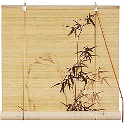 Bamboo 48-inch Bamboo-designed Blinds (China)
