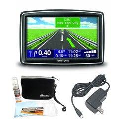 TomTom START 55 5-Inch GPS Navigator with Roadside Assistance