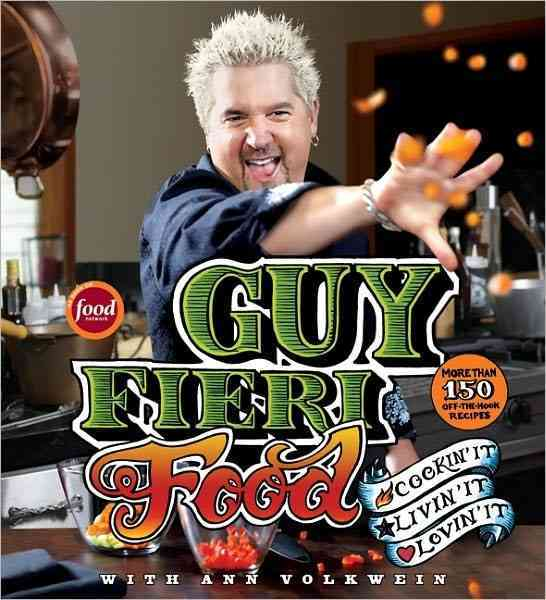 Guy Fieri Food (Hardcover)
